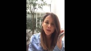 Juanita Ringeling hace llamado a rechazar el TPP