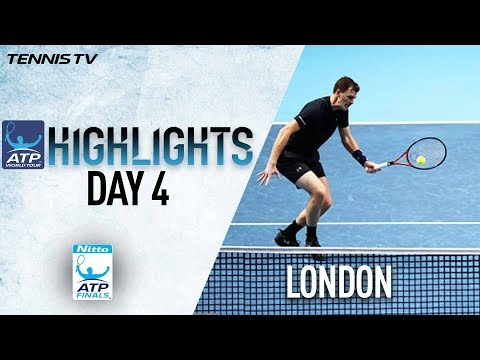 Highlights: Murray/Soares Keep Tournament Hopes Alive Nitto ATP Finals 2017 Round Robin