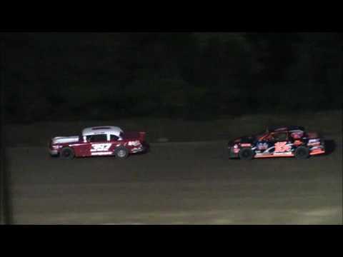 Butler Motor Speedway Street Stock Heat #2 9/17/16