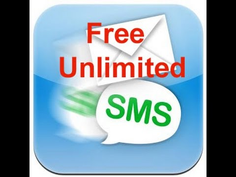 How To Send Unlimited Free SMS Messages To Any Mobile in the World
