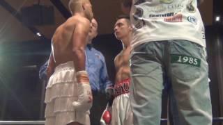 Tim Tszyu vs. Zorran Cassady Rd 1