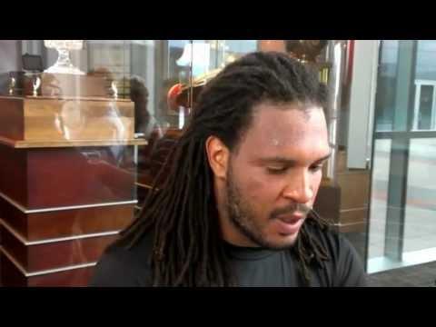 Jarvis Jones talks UGA freshmen