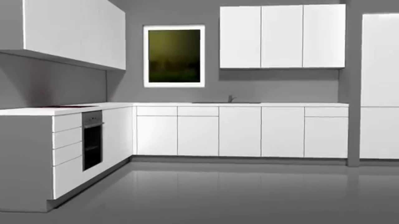 nobilia laser youtube. Black Bedroom Furniture Sets. Home Design Ideas