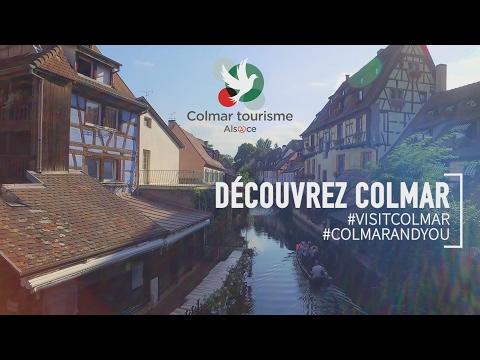 Découvrez Colmar en Alsace