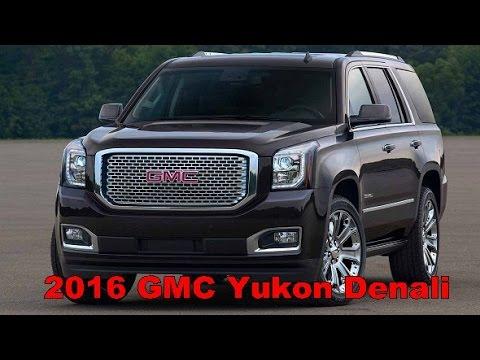 2016 GMC Yukon Denali Exterior And Interior   YouTube