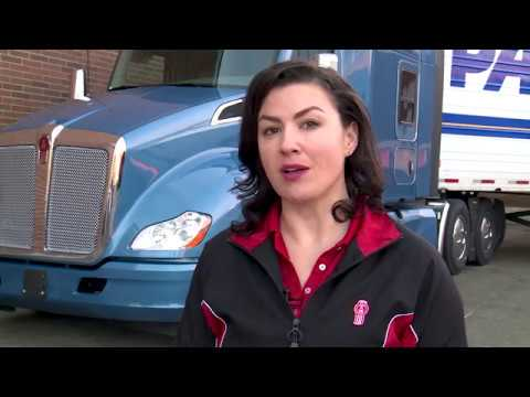 21:  T680 Kenworth Driver Academy – Fuel Economy Driving Tips