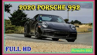 Porsche 992 2020 - New 2020 Porsche 992 Turbo S Hybrid Review