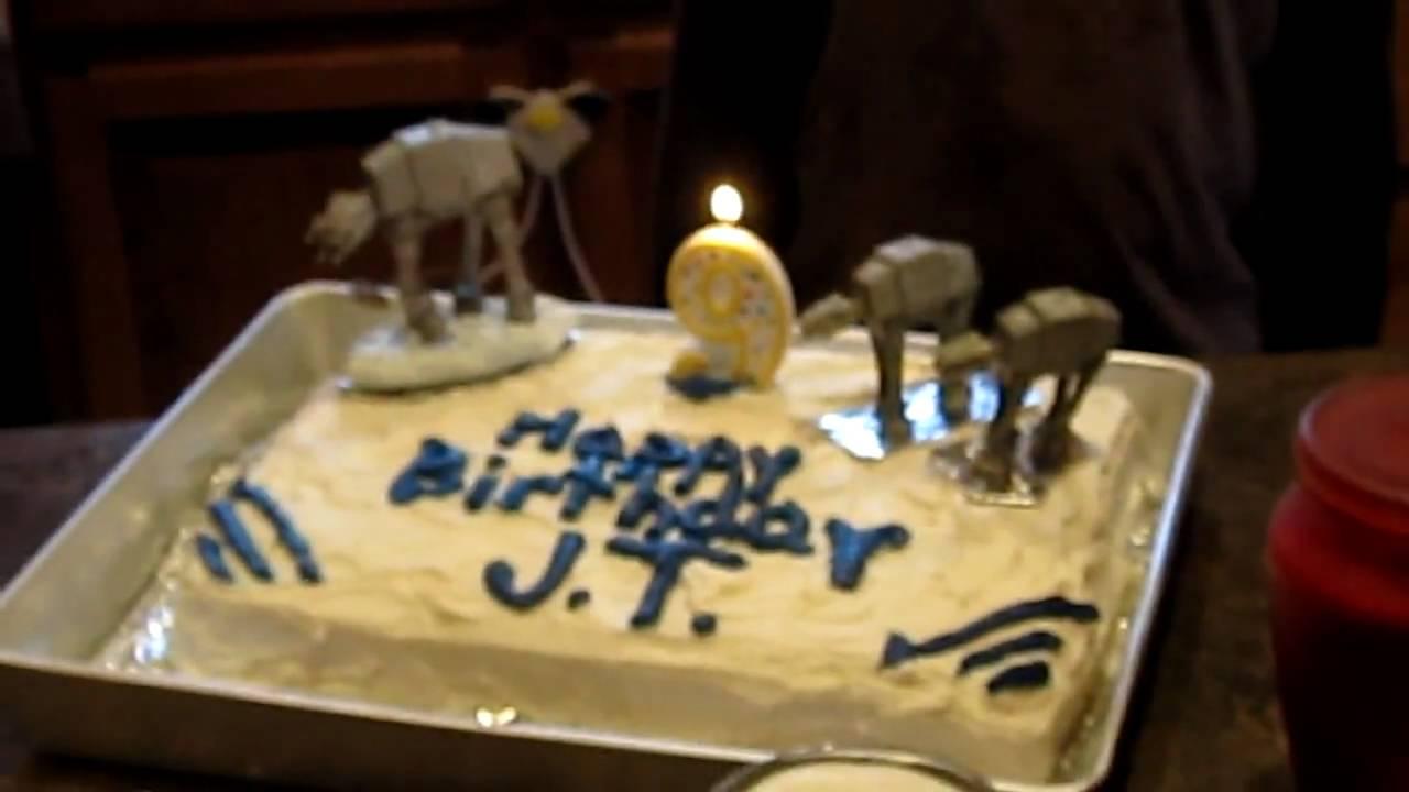 The Ugly Birthday Cake Youtube