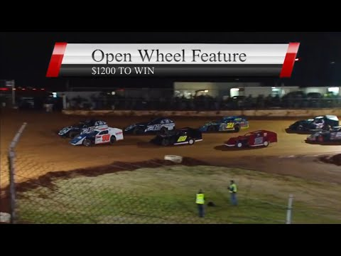 Open Wheel Feature @ 411 (12-29-18)