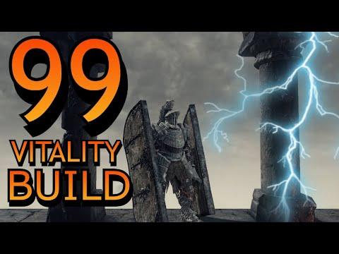 Dark Souls 3 99 VITALITY Build & PvP