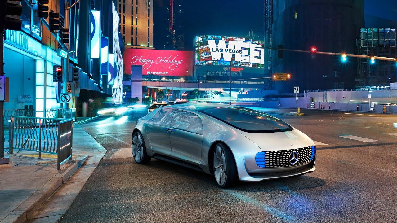 Mercedes F 015 >> 2015 Mercedes-Benz F 015 Luxury in Motion Concept (New Car ) Interior and Exterior - YouTube