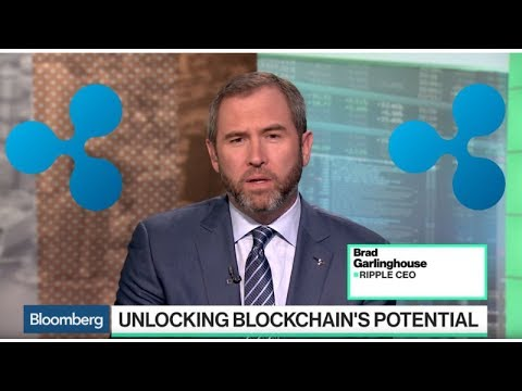 Ripple CEO Brad Garlinghouse was Amazing on CNBC & Bloomberg Financial Shows - Full Interviews