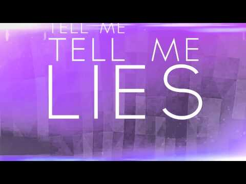 Ale Q + Tijuana Love - Tell Me Lies . Lyric Video