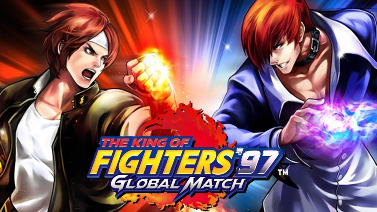 The King Of Fighters 97 Global Match O Melhor De Toda A Saga