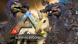 ARK: Survival Evolved pero hago un ejército de DODOS