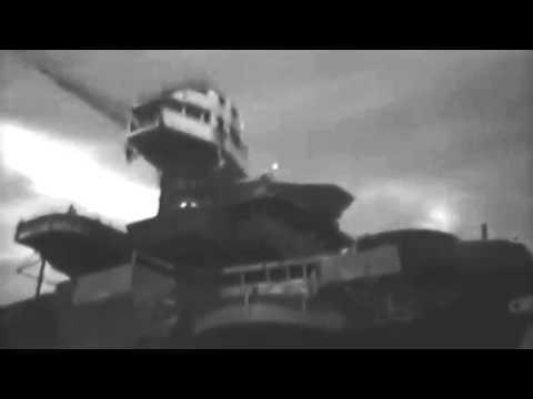 USS West Virginia (BB-48) Salvage, Pearl Harbor, 06/09/1942 (full)