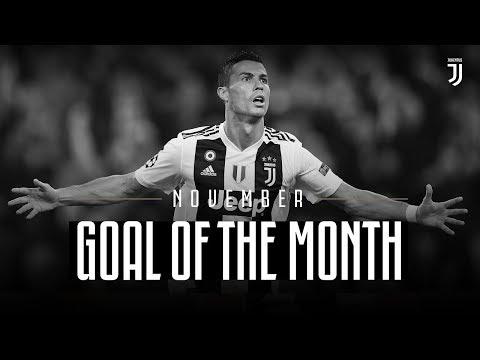Juventus Goal of the Month | November 2018