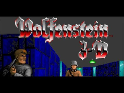 This Is Getting Spoopy | Wolfenstein 3D: Project Totengraeber - Level 13 | Mykita Gaming |