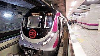 Delhi Metro Magenta Line | All you need to know | Janak Puri West to Botanical Garden | DMRC