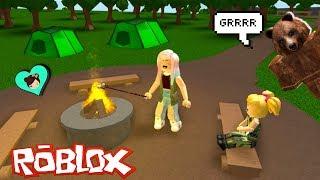 Titi e Baby Goldie Camp Avventure a Roblox - Titi Games