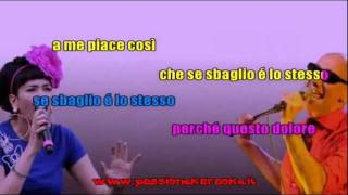 Nina Zilli (feat. Giuliano Palma) - 50mila (караоке)