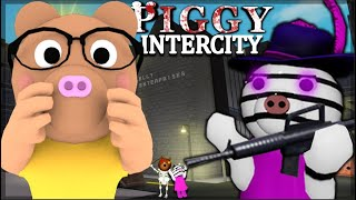 PIGGY: INTERCITY - I FOUND AN ASSAULT RIFLE! (Roblox Piggy: Intercity)