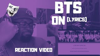 Singer and Producer Reacts To BTS ON REACTION VIDEO