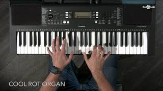 Yamaha PSR E363 Portable Keyboard | Gear4music