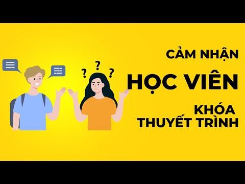 Feedback khóa học kỹ năng giao tiếp thuyết trình - Học viên Đặng Minh Hằng