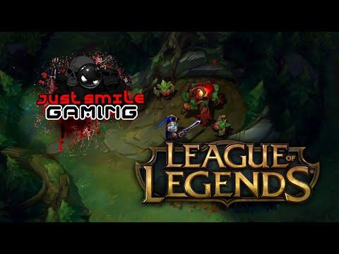 JSG - League of Legends - Tristana ARAM Game