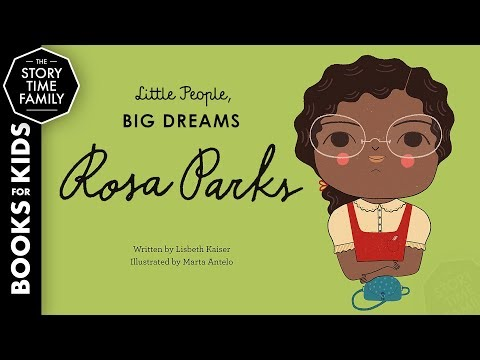 Rosa Parks [Little People, BIG DREAMS] | Children's Book