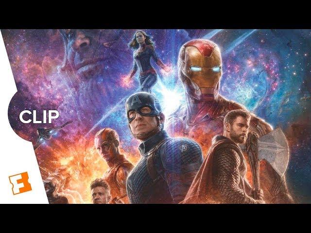 Avengers: EndGame - Nuevo Clip (Sub. Español)