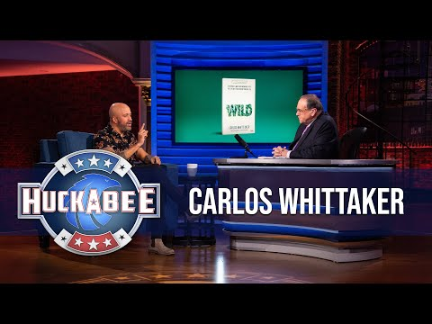 Social Media Sensation Carlos Whittaker On Living WILDLY For God | Enter Wild | Jukebox | Huckabee