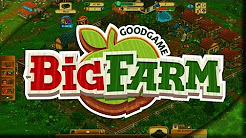 Big Farm Gameplay | Goodgame Big Farm 2015 Tips + Tricks