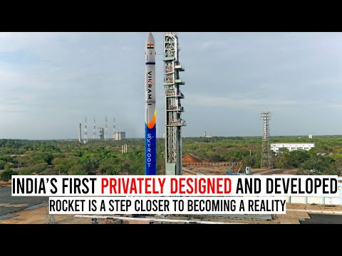 India's First Privately Designed And Developed Rocket Is A Step Closer To Becoming A Reality