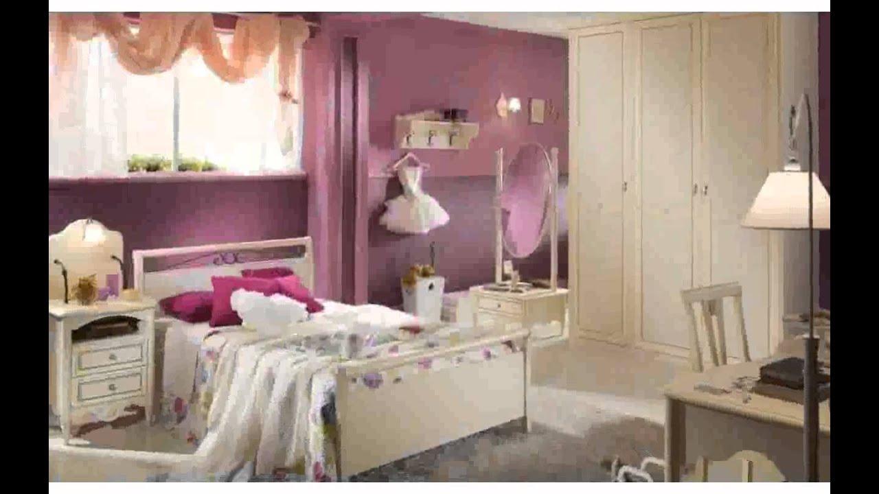 Camerette per bambine immagini youtube for Ikea camerette ragazze