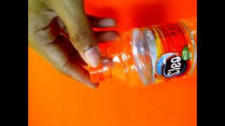 Cara membuat kipas angin tenaga pegas sederhana dengan botol bekas