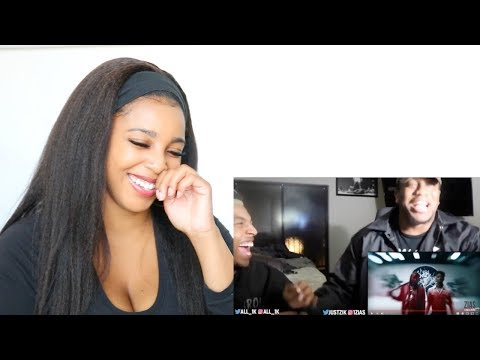 ZIAS AND B LOU FUNNY MOMENTS  Reaction