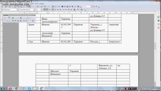 Как заполнить заявление о выдаче разрешения на временное проживание в РФ РВП 2015