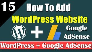 How To Add Wordpress Website To Google AdSense Tutorial-15 [desimesikho]