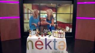 Nekter Juice Bar On Primetime