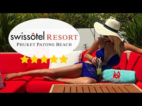 Five Star Resort Tour   Swissôtel, Patong Beach 🌴