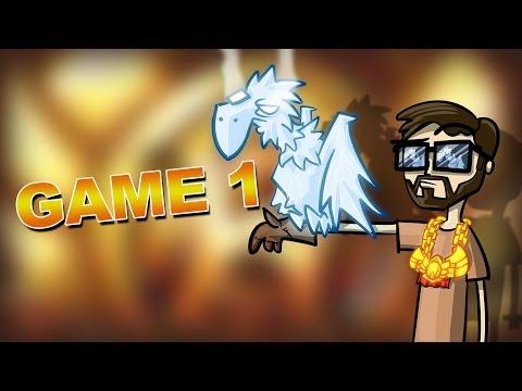 Die PROMOS Beginnen!   Road To Gold   GAME 1
