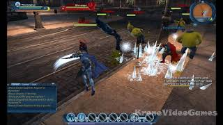 DC Universe Online Gameplay (PC/HD)