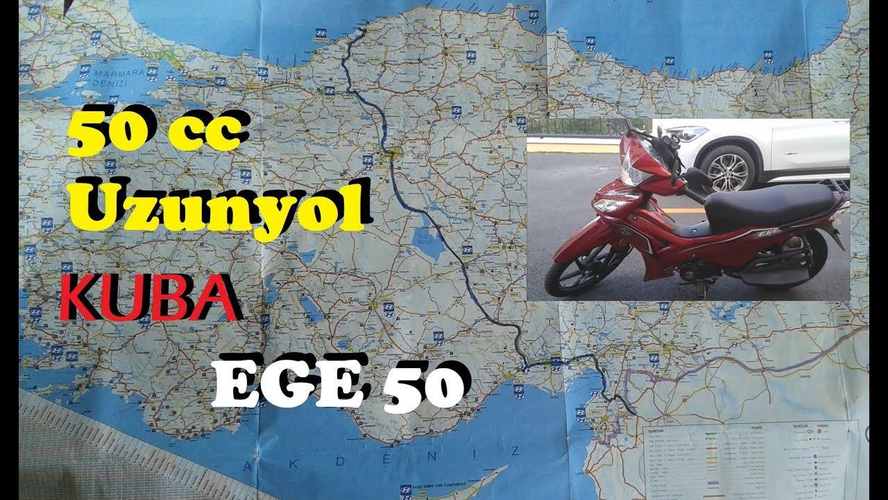 50 cc Uzunyol#10 - Kuba EGE 50 - Son Sözler - Ankara