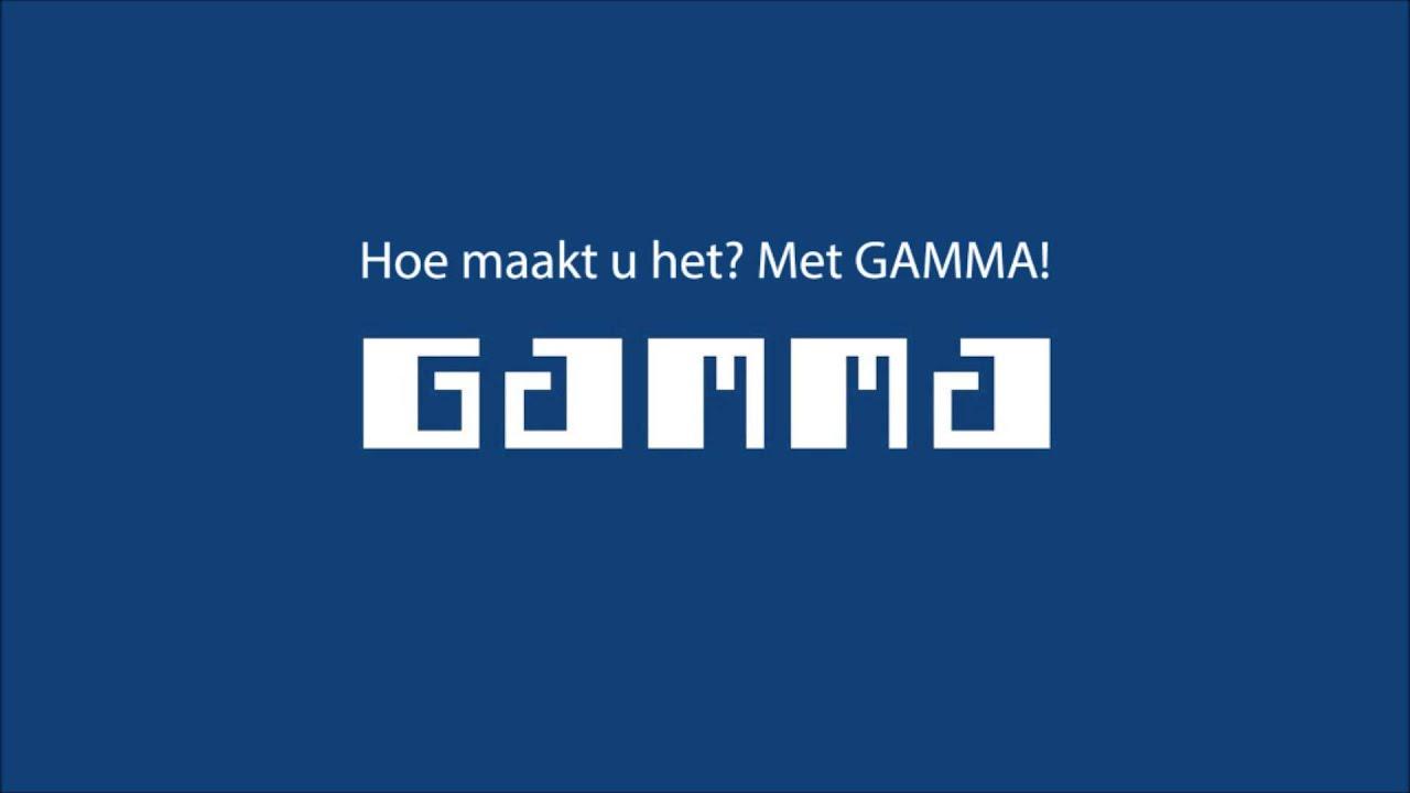 Magnifiek Gamma radio reclame: -15% op alles voor GAMMAplus kaarthouders QN31