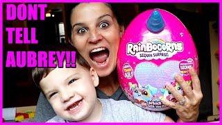 MOM Steals Rainbocorns Surprise Eggs! DON