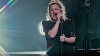 Kelly Clarkson covers Dancing On My Own - Robyn / Calum Scott (Live)