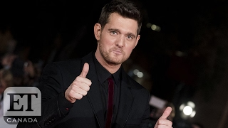 Michael Buble Gives An Update On His Son's Cancer Diagnosis
