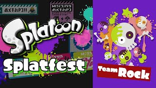 ¡Mi primer Splatfest! ¡Rock vs Pop! ~ 03: Splatoon [60 FPS] thumbnail
